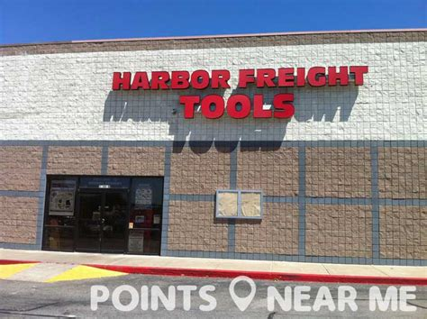 harbor freight near me points near me
