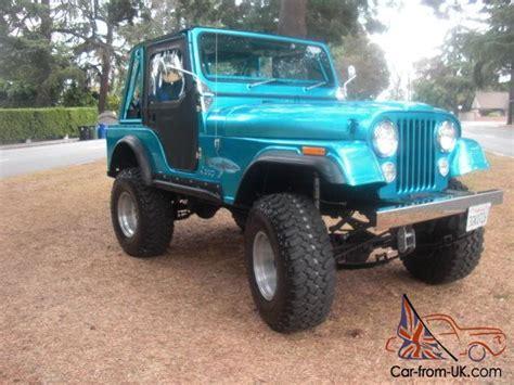 1982 Jeep Wrangler For Sale 1982 Jeep Wrangler Cj5 Custom Frame Restoration 5