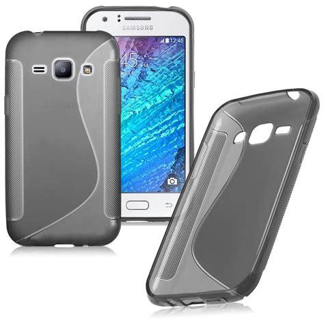 Softcase Anticrack Samsung J1 J100 Soft Casing Cover Clear for samsung galaxy j1 j100f j100h j100m soft silicone rubber cover back ebay