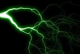 Green Lightning Volcanic Eruption S Green Lightning Explained By