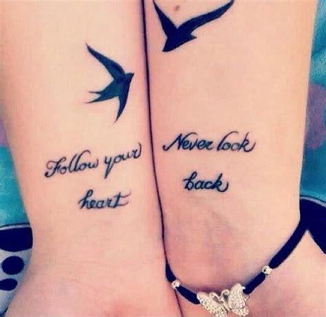 best friend tattoo quotes pinterest friendship tattoo ideas tattoo ideas pinterest