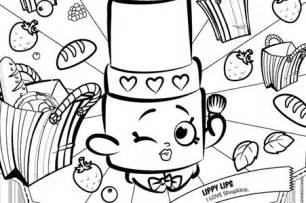 lippy coloring page 82 shopkins coloring pages lippy shopkins