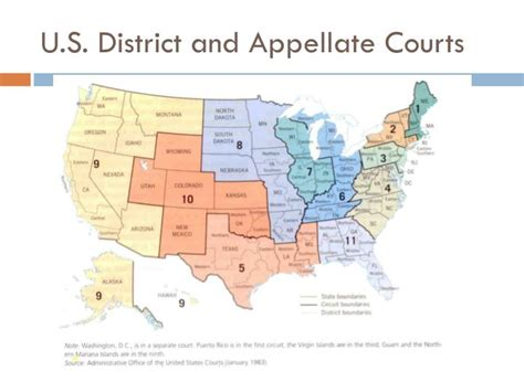 California District Court Search Appellate Court Districts Images