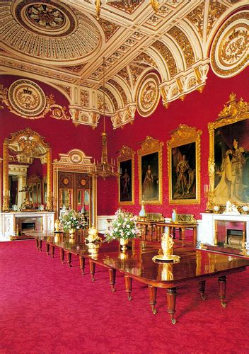 delaware state rooms the state dining room buckingham palace flickr photo