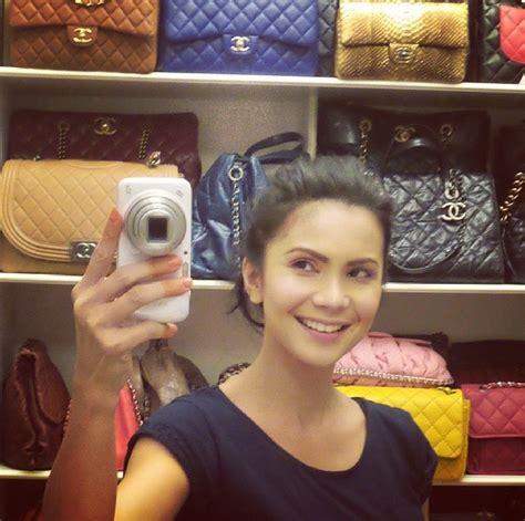 Harga Beg Tangan Chanel Original perempuan tanpa makeup