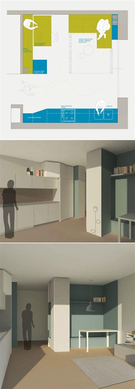 idee per arredare soggiorno con angolo cottura progettare casa ecco alcune idee di arredo soggiorno con