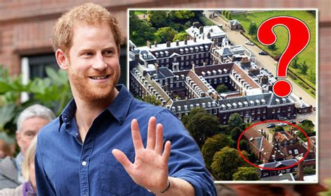 where does prince harry live whеre doеs prince harry livе his homе with meghаn markle