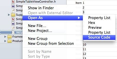 how tos source code directory programmableweb enhance ios app to load data from property list ios
