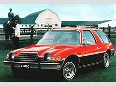 Supercharged, Soviet-Carbed AMC Pacer Race Car Pacer Car