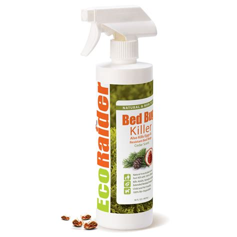 bed bugs killer spray bed bug killer spray 16oz ecoraider natural bed bug killer