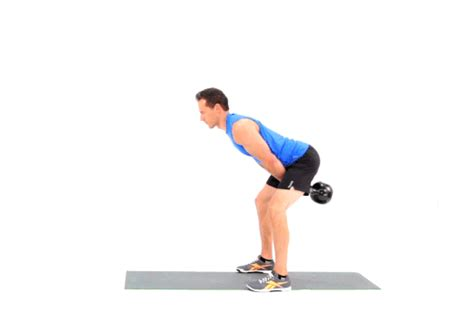 Kettlebell Power Swing - 16 exercises from the world s best trainers livestrong