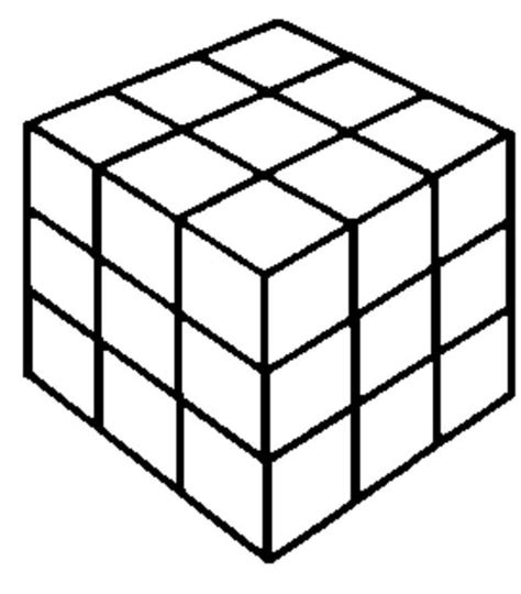Rubik 3x3 White rubiks cube clip discovered by stacey on we it