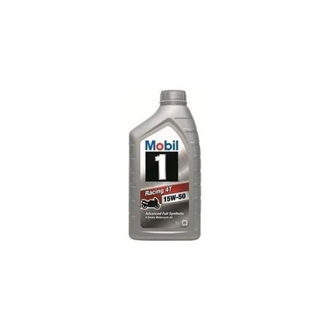 mobil 1 15w50 mobil 1 racing 4t 15w50 1l aceiteparamimotor