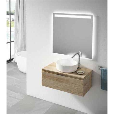 meuble bas rio avec plan de toilette  tiroir robinetco