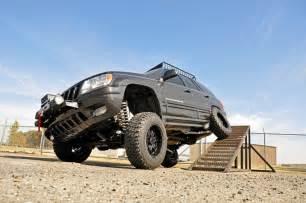 Jeep Liftkits 4in Arm Suspension Lift Kit For 99 04 Jeep Wj Grand