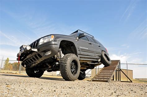 Jeep Wj Lift Kit 4in Arm Suspension Lift Kit For 99 04 Jeep Wj Grand