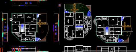 art  craft center dwg plan  autocad designs cad