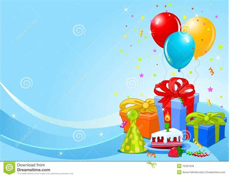 Birthday Party Background Images   Cloudinvitation.com