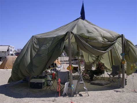 Parachute Canopy Tent Parachute Shade Structure