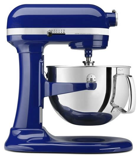 kitchen aid stand mixer new kitchenaid heavy duty pro 500 stand mixer lift ksm500psbu metal 5 qt blue 883049123066 ebay