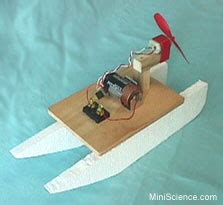 how to make a boat science project science fair projects