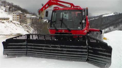 Gw 67 L gatto della neve kassbohrer pistenbully