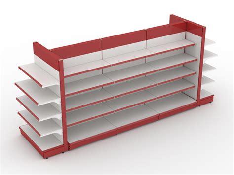 supermarket shelving layout realistic supermarket 3d model