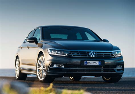 volkswagen passat r line 2016 news 206kw volkswagen passat to hit oz in october