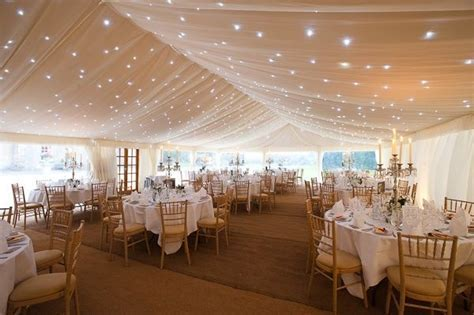 Based in Somerset, Abbas Marquees provide beautifully