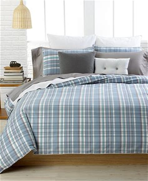 Lacoste Bedding Sets Closeout Lacoste Daunay Comforter And Duvet Cover Sets Bedding Collections Bed Bath Macy S