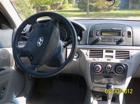 2008 Hyundai Sonata Interior by 2008 Hyundai Sonata Pictures Cargurus