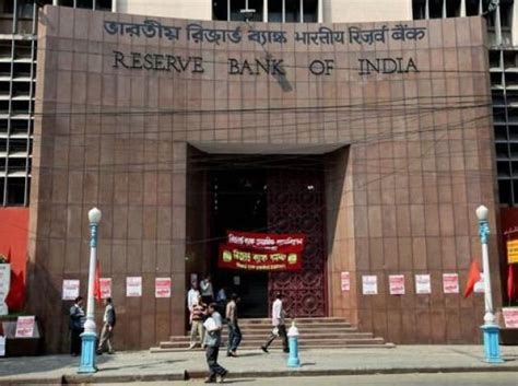 rbi bank india monetary policy rbi leaves key rates unchanged business