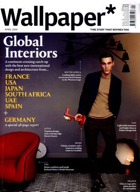 design magazine jobs london wallpaper the best international interior design magazine