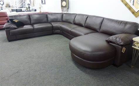 oversized chaise lounge sofa brown leather sectional fresh oversized leather sofa 21