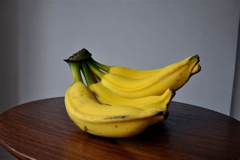 Free picture: fresh, bananas kitchen, table