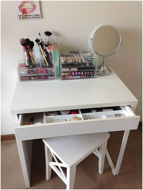 Diy Makeup Desk 10 Cool Diy Makeup Vanity Table Ideas