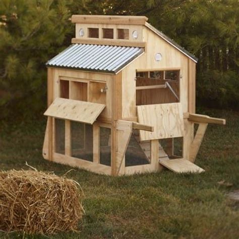 Plans for movable chicken coop woodworking projects amp plans