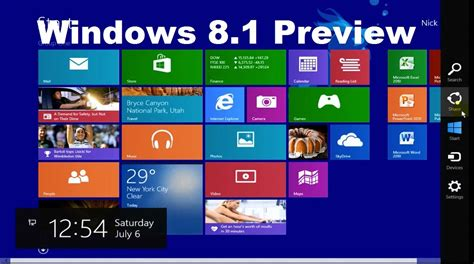 youtube tutorial windows 8 windows 8 1 preview tricks tutorial review beginners