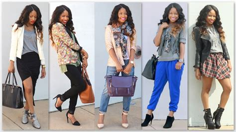 wt ladies fashion is trending in nairobi fall fashion trends lookbook youtube