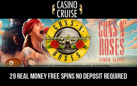 Free Spins No Deposit Win Real Money - 29 real money guns n roses free spins no deposit needed