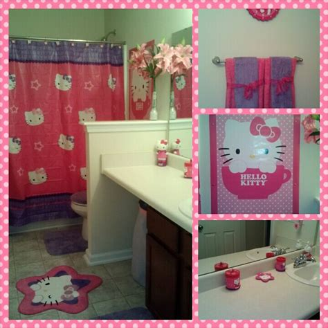 hello kitty bathroom games 25 best images about hello kitty bathroom on pinterest