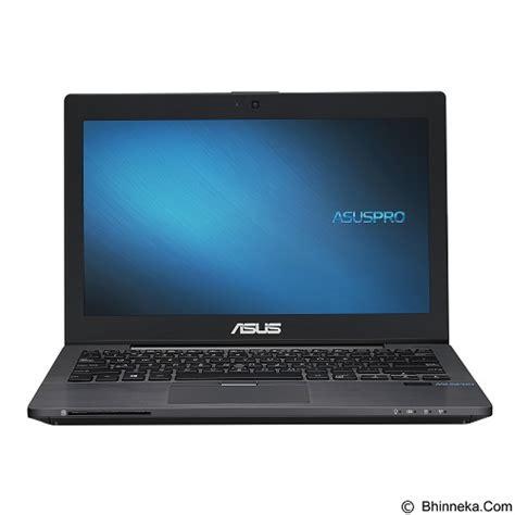 Laptop Asus I5 Bhinneka jual asus pro b8230ua i5 6200u 90nx00x1 m00230 grey harga notebook laptop