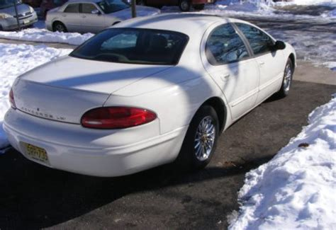 how to fix cars 2000 chrysler concorde electronic toll collection sell used 2000 chrysler concorde lxi loaded 3 2 v6 automatic fwd leather sunroof 122k in trenton