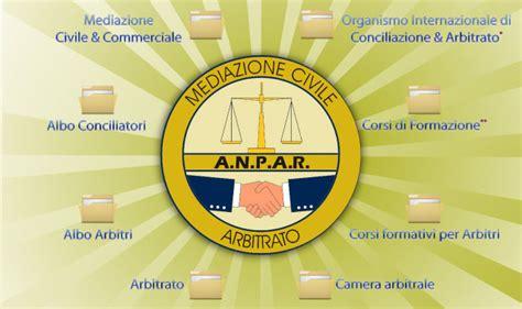 di conciliazione nazionale a n p a r associazione nazionale per l arbitrato la