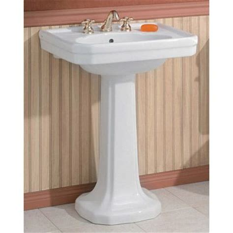 large pedestal sinks bathroom cheviot large mayfair pedestal sink lavatory 8inch