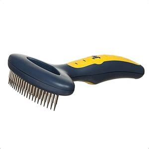 Shedding Rake by Grooming Tools Help Your Shed His Winter Coat