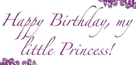 Happy Birthday Princess Quotes Happy Birthday Princess Quotes Quotesgram