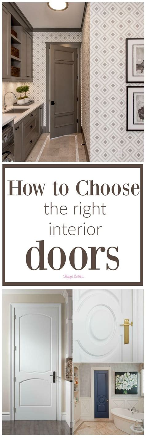 choose   interior doors   home
