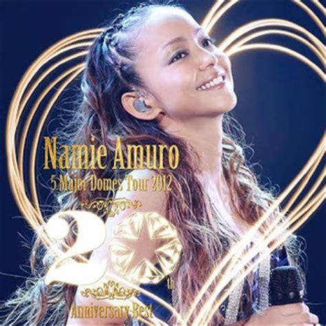 namie amuro never end mp3 download album namie amuro 5 major domes tour 2012