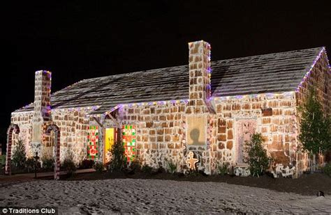 Records Houses Guinness World Record Setting Gingerbread House Is Big